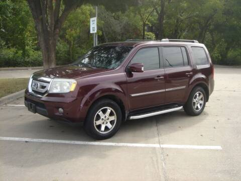 2010 Honda Pilot for sale at ACH AutoHaus in Dallas TX