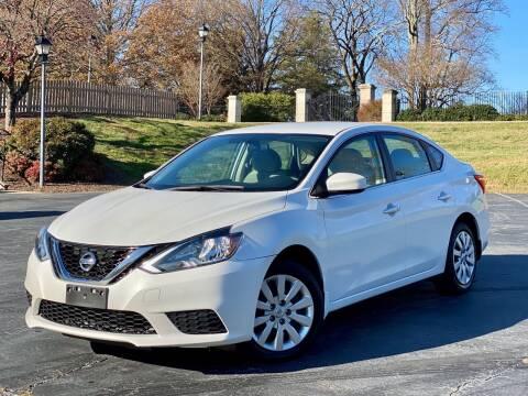 2016 Nissan Sentra for sale at Sebar Inc. in Greensboro NC