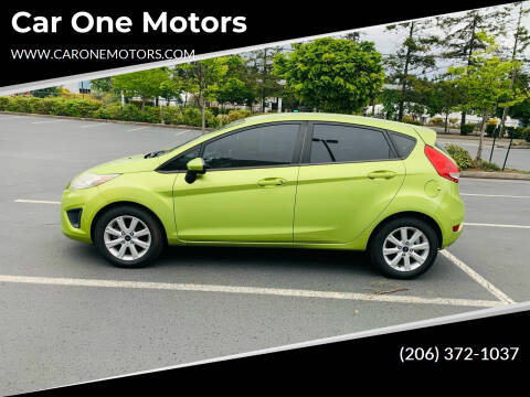 2011 Ford Fiesta for sale at Car One Motors in Seattle WA