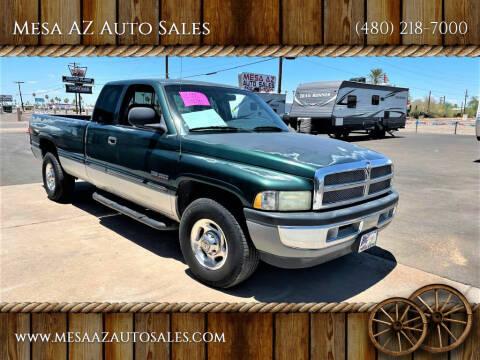 2001 Dodge Ram Pickup 2500 for sale at Mesa AZ Auto Sales in Apache Junction AZ