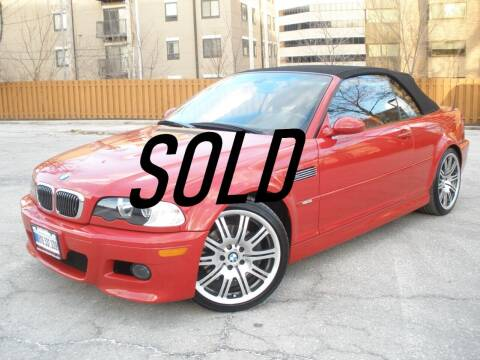 2004 BMW M3 for sale at Autobahn Motors USA in Kansas City MO