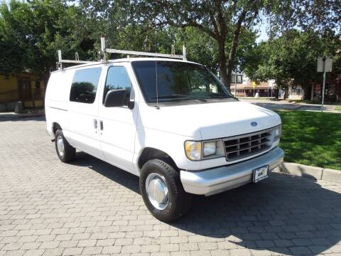 1995 Ford E-250 for sale at Family Truck and Auto.com in Oakdale CA