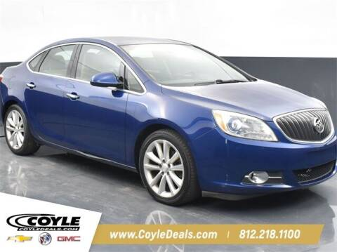 2013 Buick Verano for sale at COYLE GM - COYLE NISSAN - New Inventory in Clarksville IN