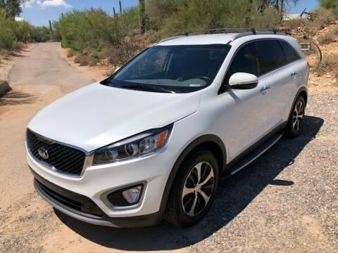 2016 Kia Sorento for sale at Auto Executives in Tucson AZ