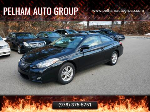 2008 Toyota Camry Solara for sale at Pelham Auto Group in Pelham NH