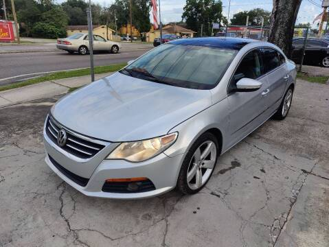 2011 Volkswagen CC for sale at Advance Import in Tampa FL