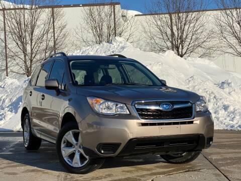 2014 Subaru Forester for sale at MILANA MOTORS in Omaha NE