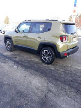2015 Jeep Renegade for sale at Bachrodt on State in Rockford IL