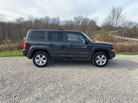 2011 Jeep Patriot for sale at Skyline Automotive LLC in Woodsfield OH