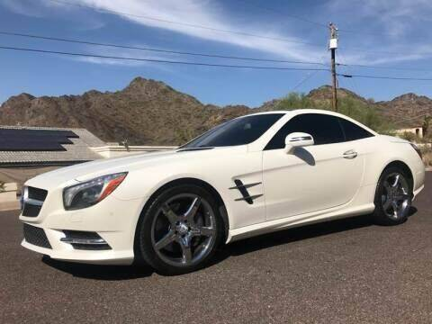 2014 Mercedes-Benz SL-Class for sale at BUY RIGHT AUTO SALES in Phoenix AZ