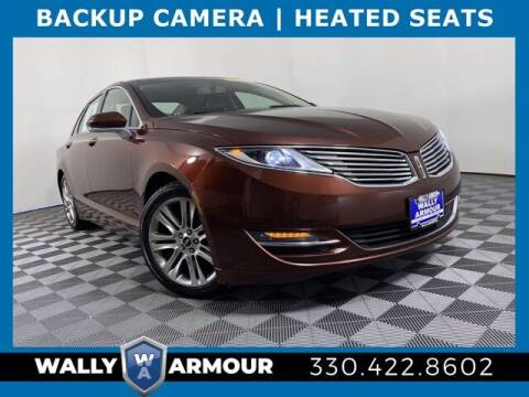 2015 Lincoln MKZ for sale at Wally Armour Chrysler Dodge Jeep Ram in Alliance OH
