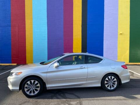 2015 Honda Accord for sale at JOSE MESA AUTO WHOLESALE , LLC in Portland OR