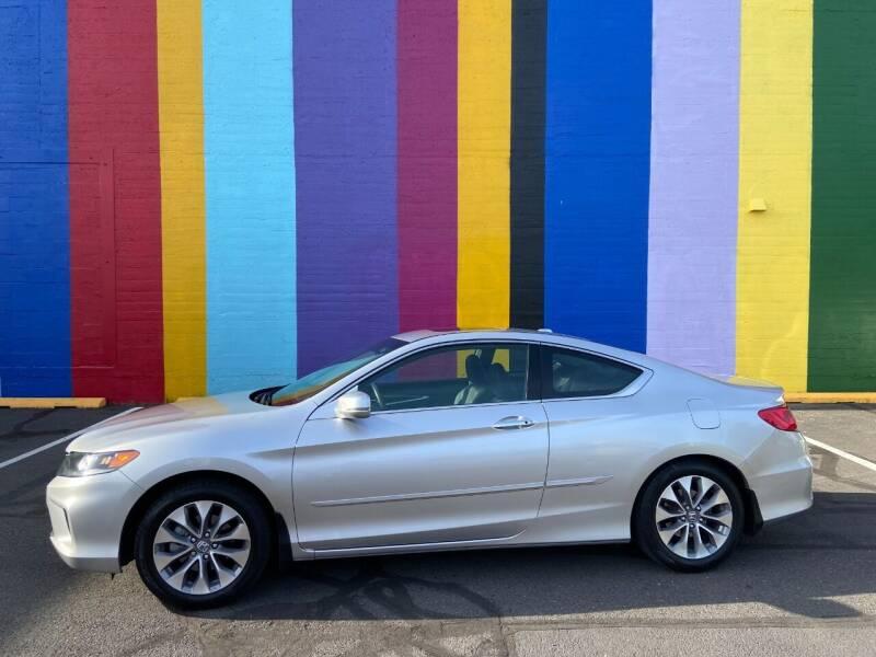 2015 Honda Accord for sale at JOSE MESA AUTO WHOLESALE , LLC in Portland OR
