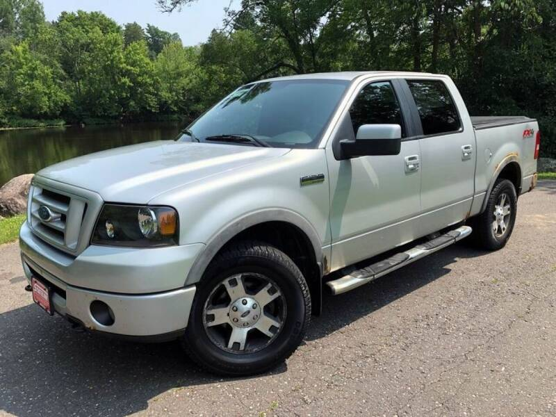 2008 Ford F-150 for sale at STATELINE CHEVROLET BUICK GMC in Iron River MI