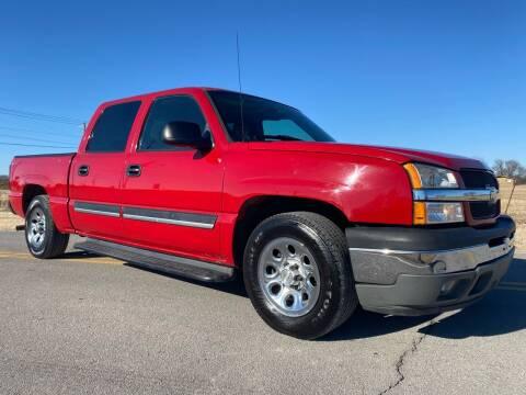 2005 Chevrolet Silverado 1500 for sale at ILUVCHEAPCARS.COM in Tulsa OK