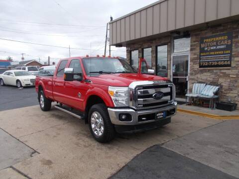 2012 Ford F-350 Super Duty for sale at Preferred Motor Cars of New Jersey in Keyport NJ