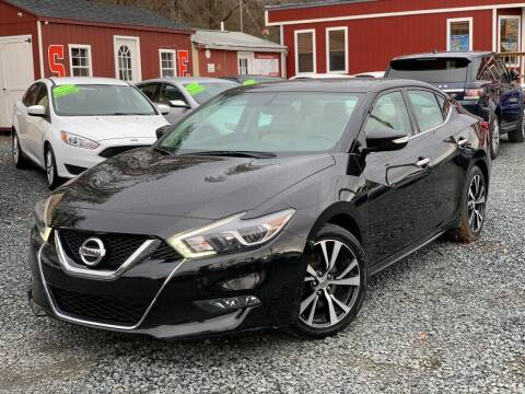 2018 Nissan Maxima for sale at A&M Auto Sales in Edgewood MD