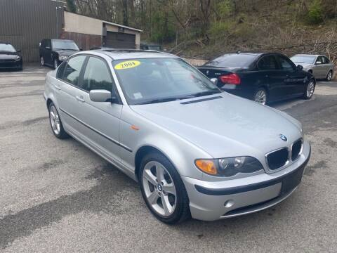 2004 BMW 3 Series for sale at Worldwide Auto Group LLC in Monroeville PA