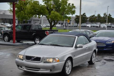 2004 Volvo C70 for sale at Motor Car Concepts II - Kirkman Location in Orlando FL