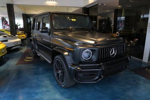 2020 Mercedes-Benz G-Class for sale at OC Autosource in Costa Mesa CA