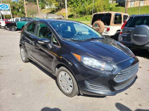 2015 Ford Fiesta for sale at North Knox Auto LLC in Knoxville TN