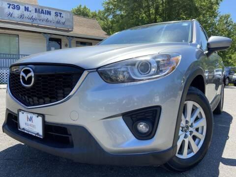 2014 Mazda CX-5 for sale at Mega Motors in West Bridgewater MA