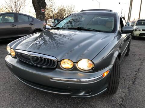 2005 Jaguar X-Type for sale at Atlantic Auto Sales in Garner NC