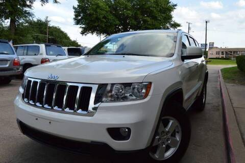 2011 Jeep Grand Cherokee for sale at E-Auto Groups in Dallas TX