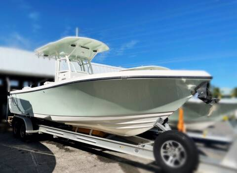 2021 SEA BORN LX26 for sale at Key West Kia - Wellings Automotive & Suzuki Marine in Marathon FL