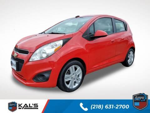 2014 Chevrolet Spark for sale at Kal's Kars - CARS in Wadena MN