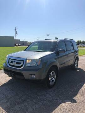 2010 Honda Pilot for sale at MJ'S Sales in O'Fallon MO