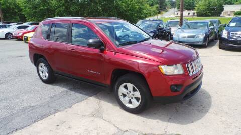 2013 Jeep Compass for sale at Unlimited Auto Sales in Upper Marlboro MD