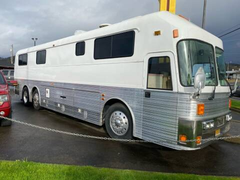 1978 Silver Eagle Bus for sale at Pro Motors in Roseburg OR