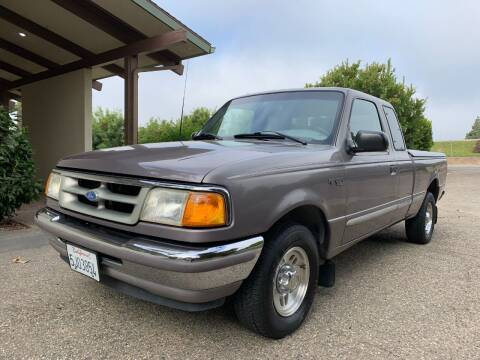 1996 Ford Ranger for sale at Santa Barbara Auto Connection in Goleta CA