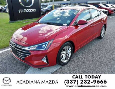 2019 Hyundai Elantra for sale at Acadiana Automotive Group in Lafayette LA