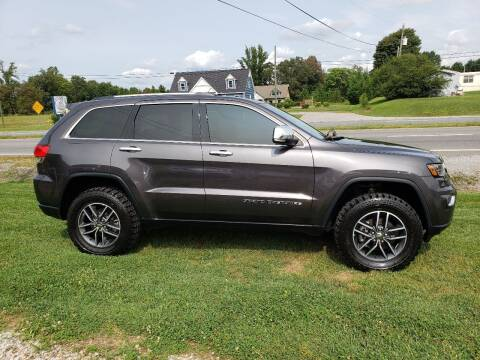 2017 Jeep Grand Cherokee for sale at 220 Auto Sales in Rocky Mount VA