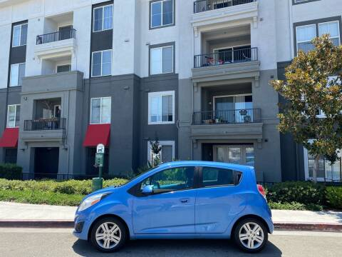 2013 Chevrolet Spark for sale at Carpower Trading Inc. in Anaheim CA