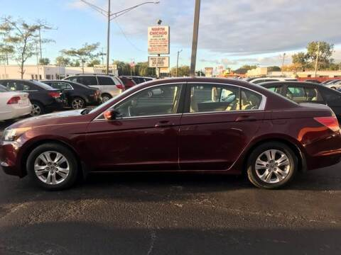 2010 Honda Accord for sale at North Chicago Car Sales Inc in Waukegan IL