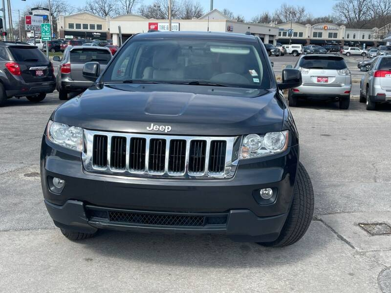 2011 Jeep Grand Cherokee for sale at H4T Auto in Toledo OH