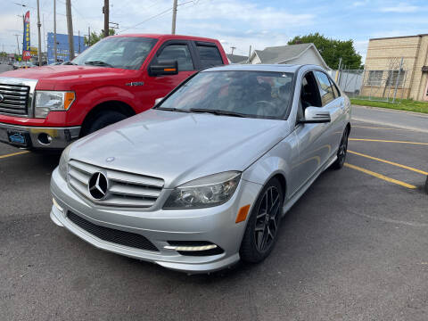 2011 Mercedes-Benz C-Class for sale at Ideal Cars in Hamilton OH