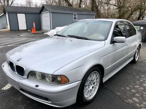 2002 BMW 5 Series for sale at Perfect Choice Auto in Trenton NJ