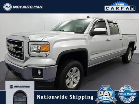 2014 GMC Sierra 1500 for sale at INDY AUTO MAN in Indianapolis IN