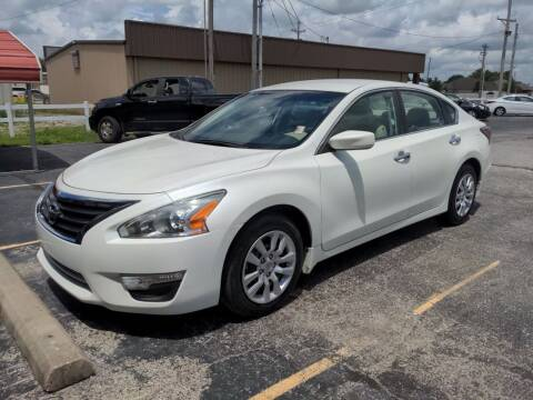 2014 Nissan Altima for sale at Towell & Sons Auto Sales in Manila AR