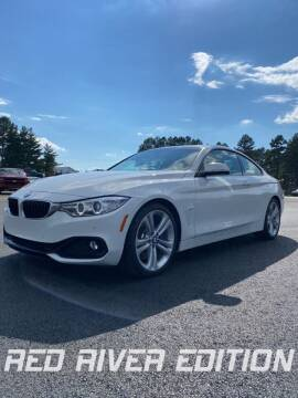 2014 BMW 4 Series for sale at RED RIVER DODGE - Red River of Malvern in Malvern AR