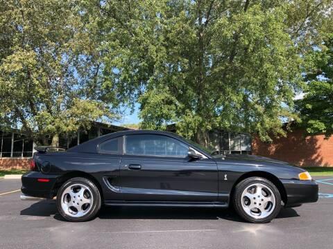 1996 Ford Mustang SVT Cobra for sale at MLD Motorwerks Pre-Owned Auto Sales - MLD Motorwerks, LLC in Eastpointe MI