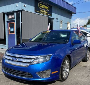 2011 Ford Fusion for sale at CAR VIPS ORLANDO LLC in Orlando FL