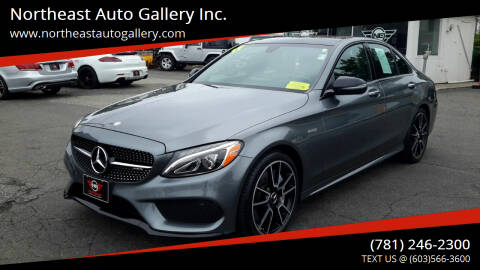 2017 Mercedes-Benz C-Class for sale at Northeast Auto Gallery Inc. in Wakefield MA