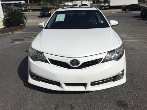 2014 Toyota Camry for sale at Beckham's Used Cars in Milledgeville GA
