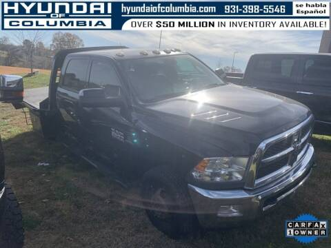2017 RAM Ram Chassis 3500 for sale at Hyundai of Columbia Con Alvaro in Columbia TN
