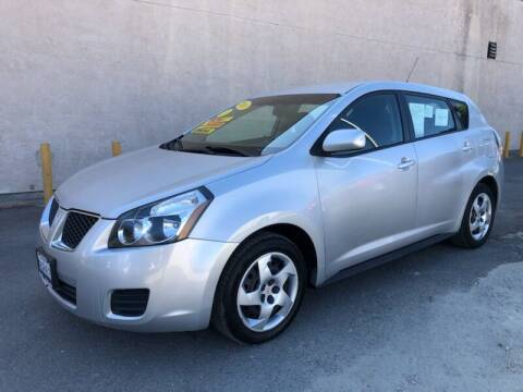 2010 Pontiac Vibe for sale at C J Auto Sales in Riverbank CA